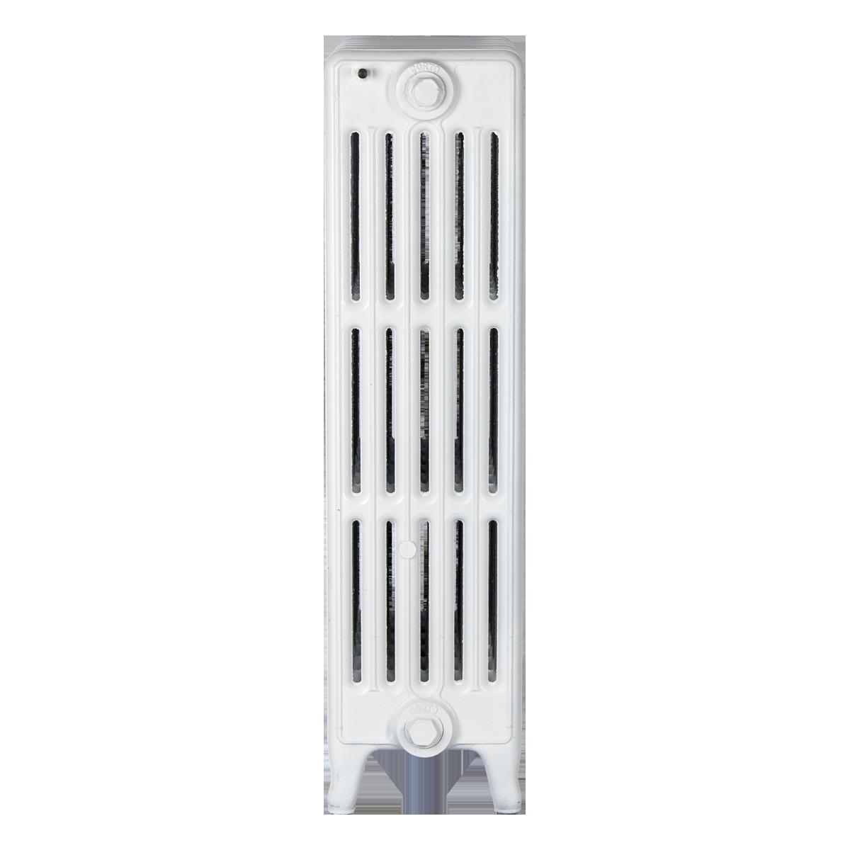 Ironworks Radiators Inc. classic column, square top radiator