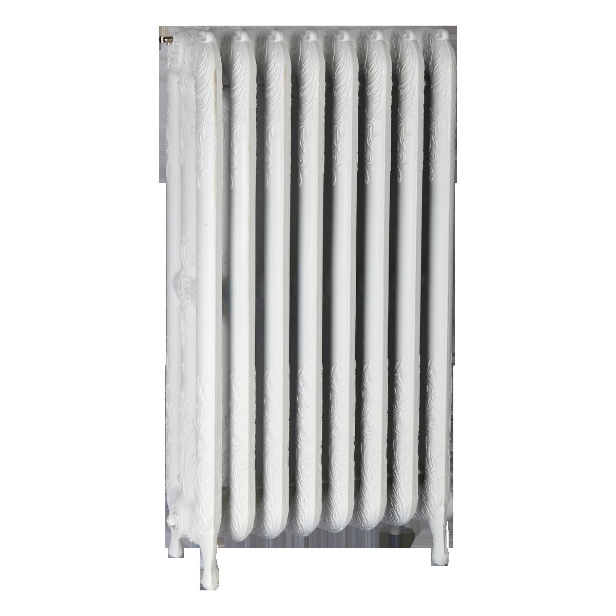 Ironworks Radiators Inc. decorative roll top radiator