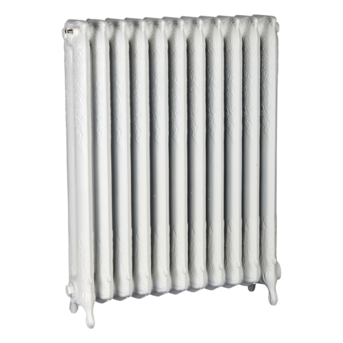 Ironworks Radiators Inc. decorative, roll top radiator