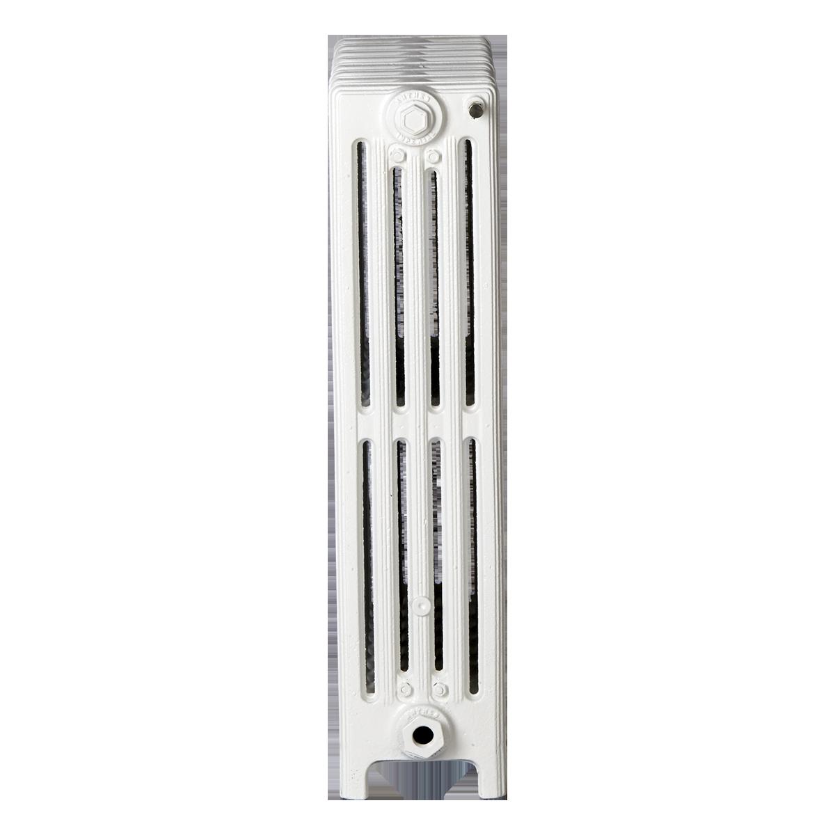 Ironworks Radiators Inc. classic slender column, square top radiator