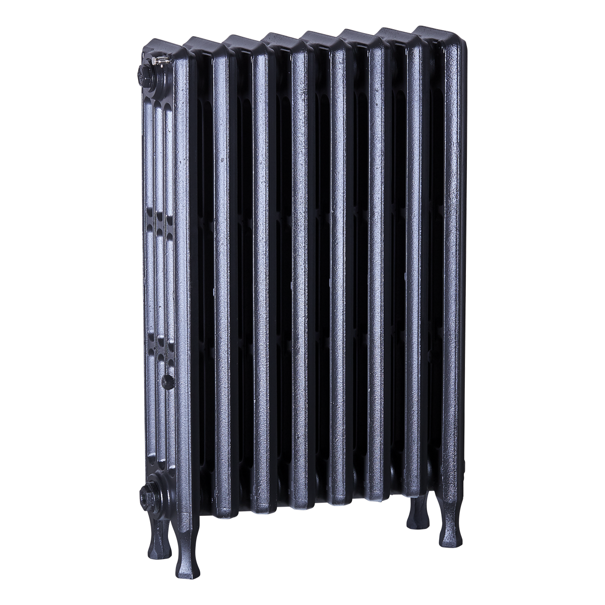 Ironworks Radiators Inc. refurbished cast iron radiator